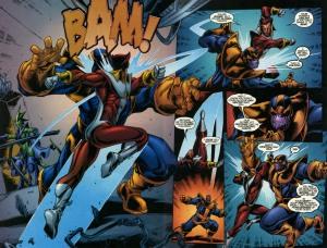 Thanos and Eros