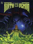 Norm's fantastic cover to Batman: Birth of a Demon.Click to enlarge.