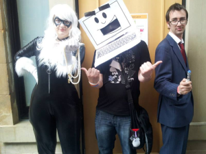 'Black Cat and 'The Doctor'