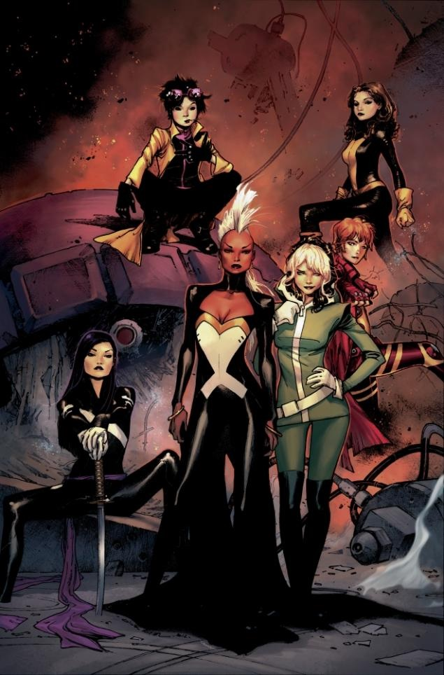 X Men Girl X-Men Review: You Go G...
