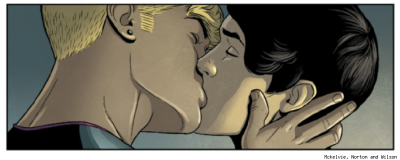The best couple in comics