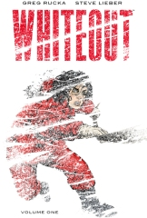 Whiteout vol 1 (Oni Press). Click to enlarge.