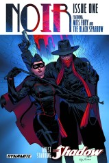 Cover to issue one.
