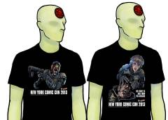 Exclusive T-shirts!