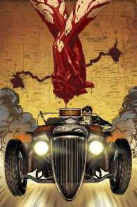 American Vampire: The Long Road To Hell - Tony Moore