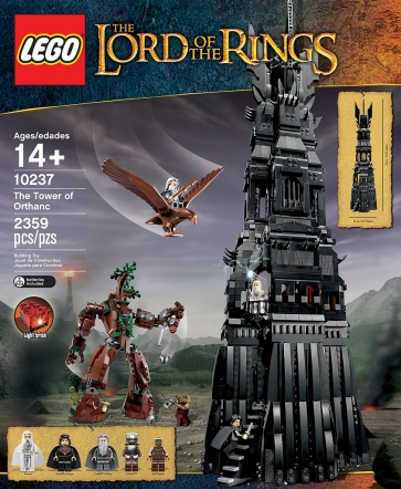 Lego: Tower of Orthanc