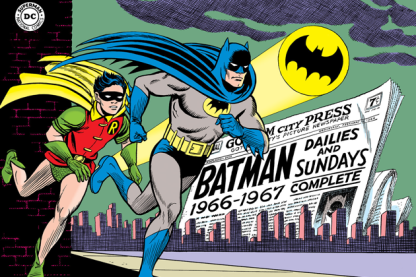 Batman-Dailies-and-Sundays-IDW-DC