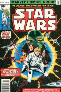 Marvel's 'Star Wars' #1 (1977)