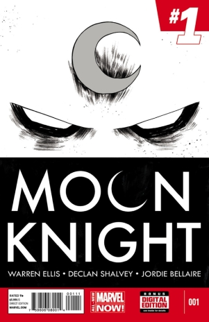 Moon Knight Marvel Now #1