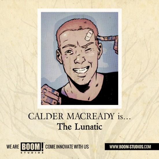 Calder Macready