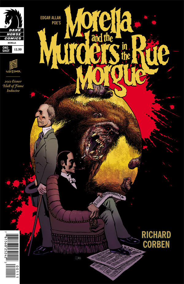 """a summary of edgar allan poes the murders in the rue morgue 1841: mad literary genius and theorist edgar allan poe publishes """"the murders in the rue morgue"""" in graham's magazine, launching the detective story."""