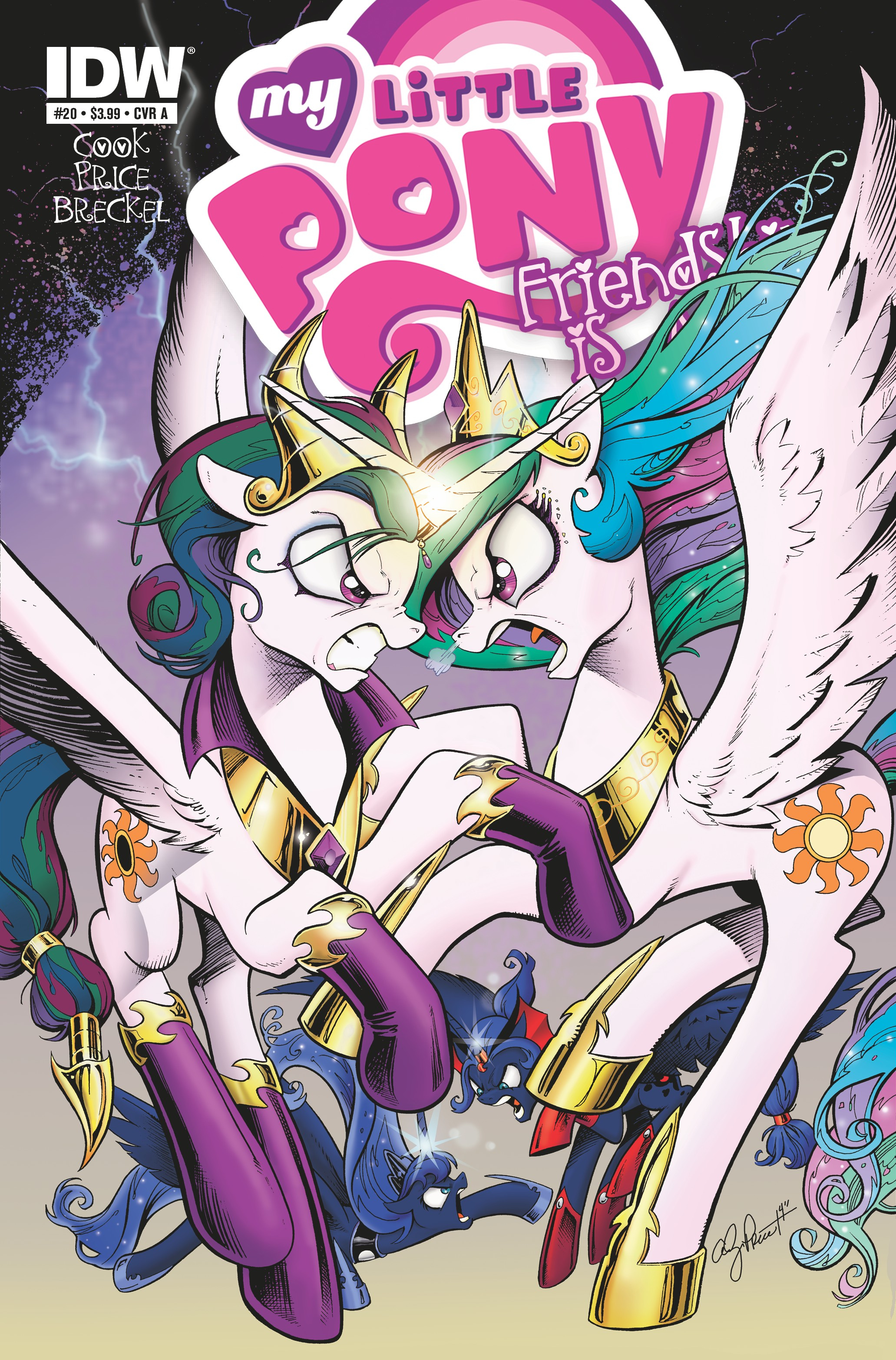 Knight And Princess Cadence And Shining Armor Coloring Page