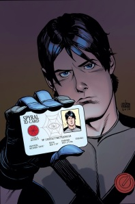 Grayson #2 by Andrew Robinson