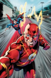The Flash #34 by Eddy Barrows and Eber Ferreira
