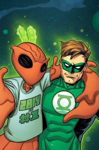 Green Lantern #34 by Craig Rousseau
