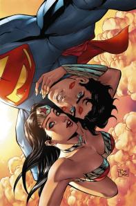 Superman/Wonder Woman #11 by Tony S. Daniel