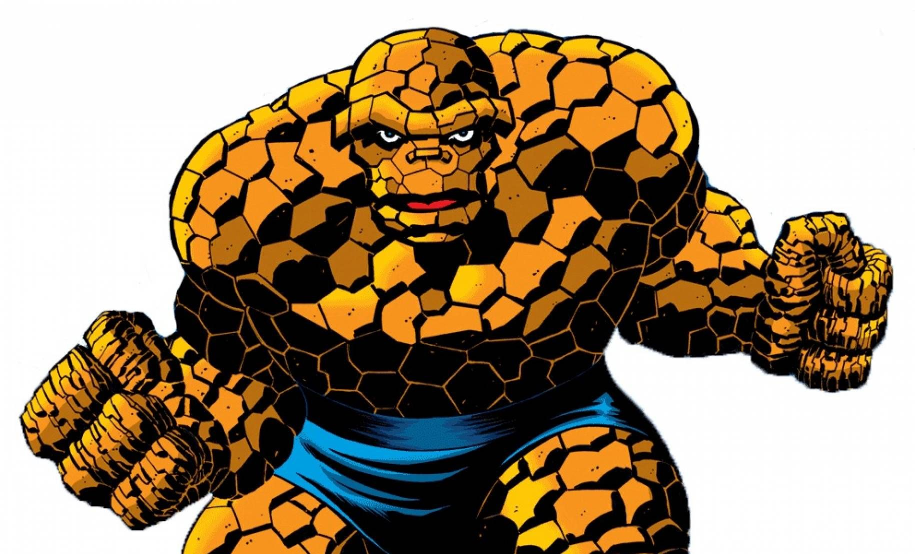fox claim ownership of leaked thing image big comic page rh bigcomicpage com fantastic four clipart