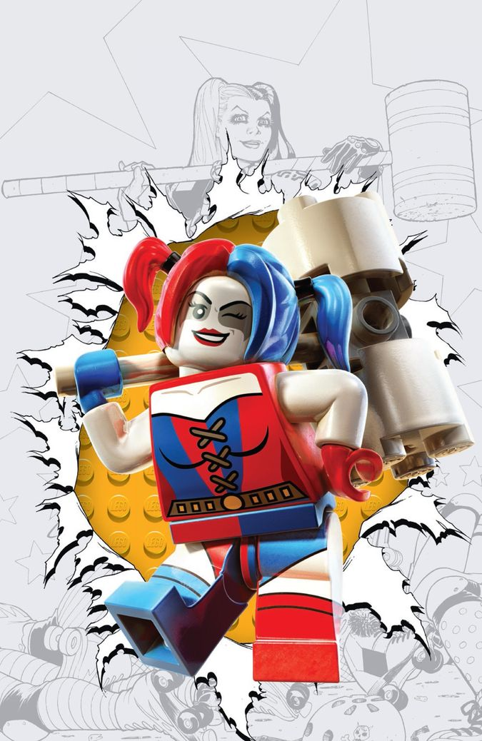 DC reveal their November LEGO variant covers! – BIG COMIC PAGE