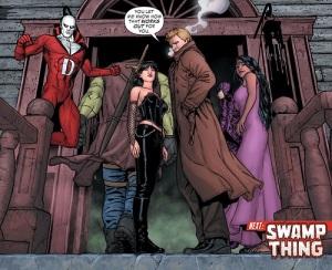 Justice League Dark.Click to enlarge.