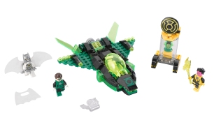 Green Lantern vs. Sinestro