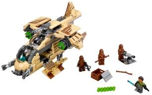 75084 – Wookie Gunship
