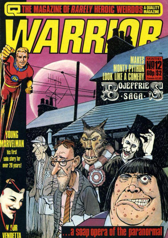 The cover of their first appearance. Click to enlarge.