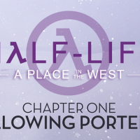 First chapter of fan-made HALF-LIFE comic available free online!