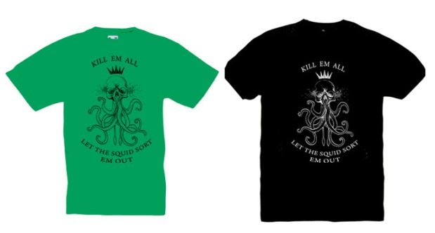 More incentives - this time in the form of *awesome* T-shirts