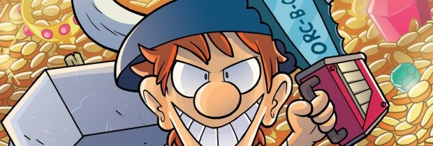 Review – Munchkin #2 (BOOM! Studios) – BIG COMIC PAGE