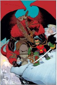 Patrick Gleason's Robin, Son of Batman