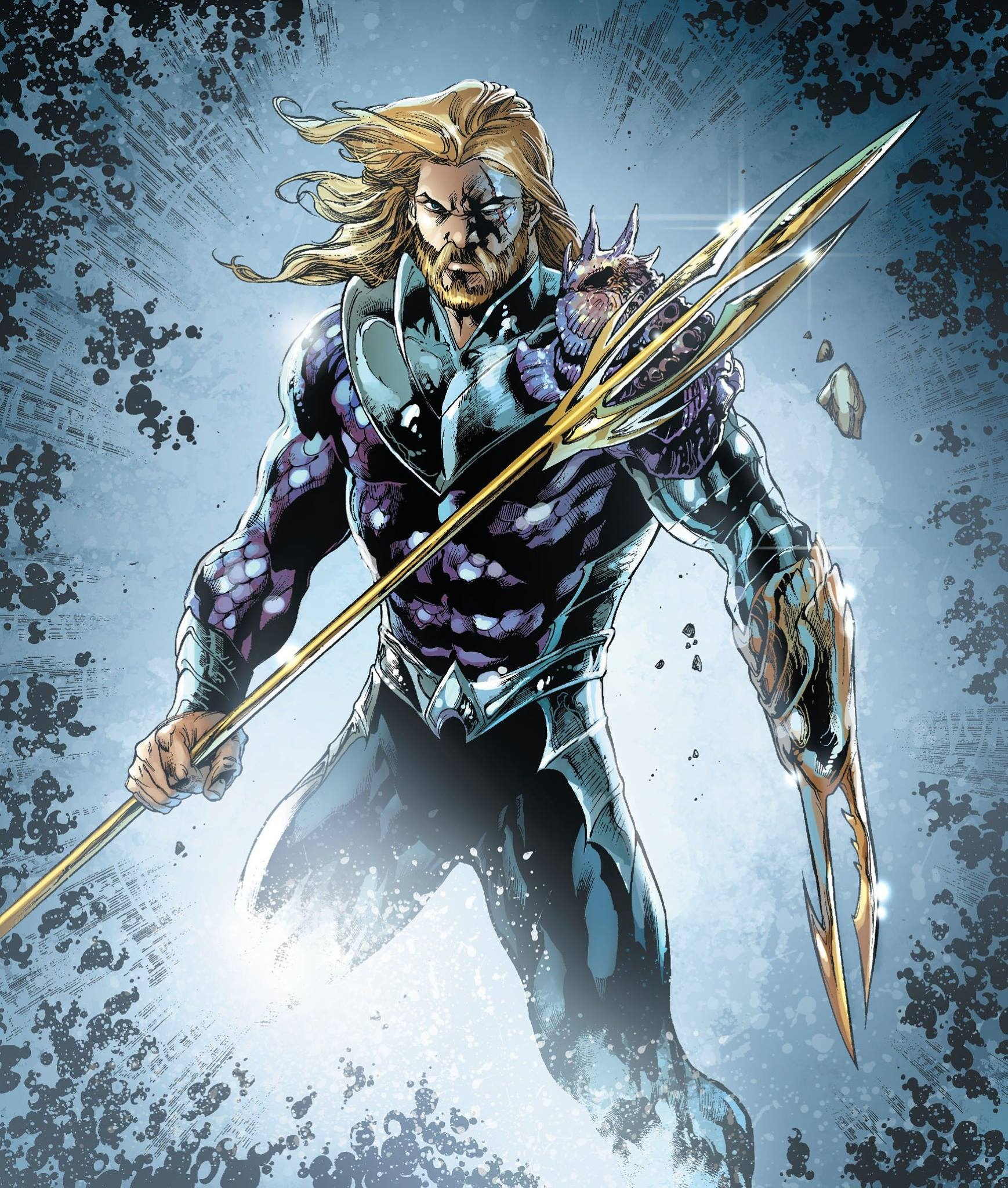 First Look At Jason Momoa As Aquaman!