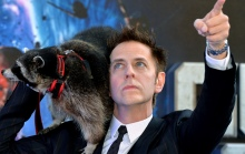 james-gunn-raccoon-guardians-of-the-galaxy-london-uk-premiere