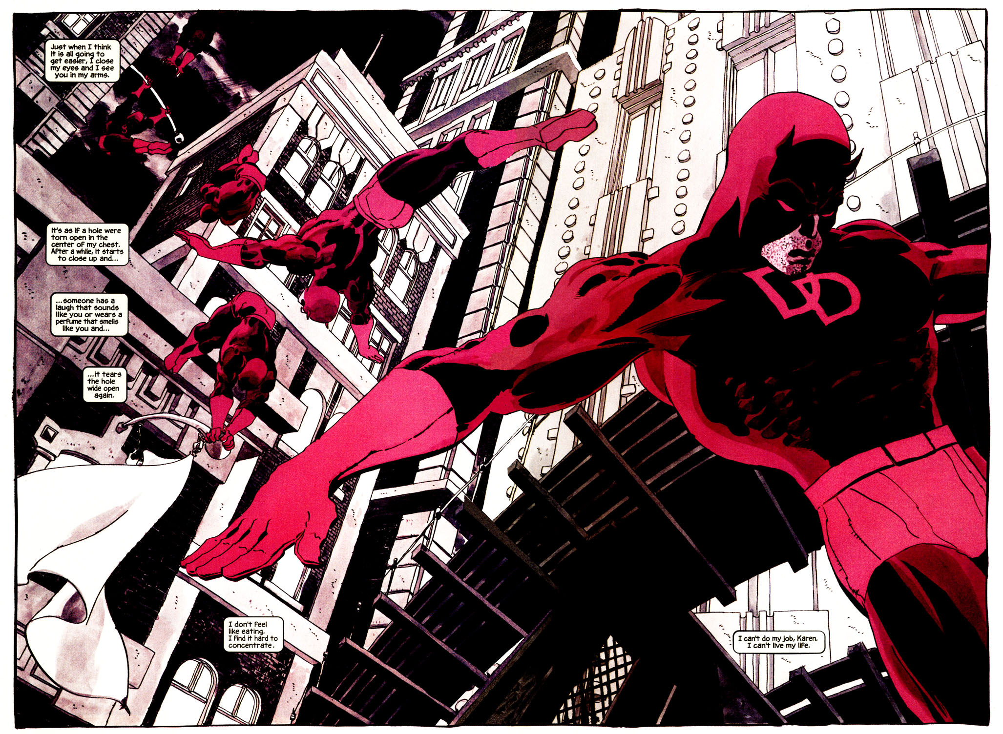 marvel comics and marvel s turnaround Publisher: marvel comics writer: jeph loeb artist: tim sale colourist: matt hollingsworth original release date: august 2001 as the next step in my recapping of some of my all-time favourite dd stories, i thought i'd take a look at 2001's daredevil: yellow from the powerhouse tandem of jeph loeb and tim sale.