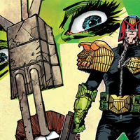 BCP Interview - Rob Williams talks Judge Dredd: Enceladus!