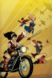 DC Bombshells cover - click to enlarge