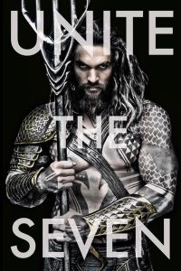 The only image of Mamoa's Aquaman yet.Click to enlarge.