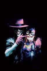 Albuquerque's Batgirl #41 cover