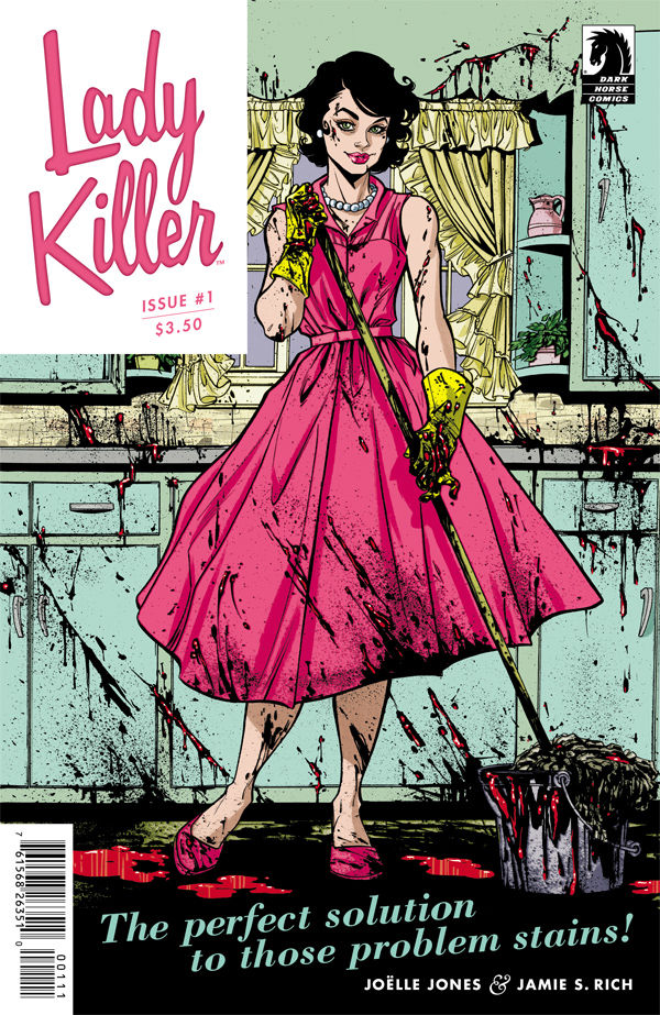 Issue #1 cover - CLICK TO ENLARGE
