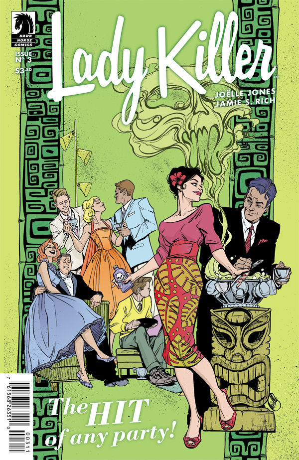 Issue #3 cover - CLICK TO ENLARGE