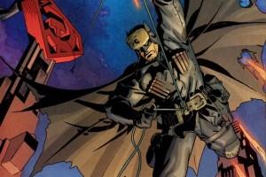 """""""Red Son"""" Batman"""