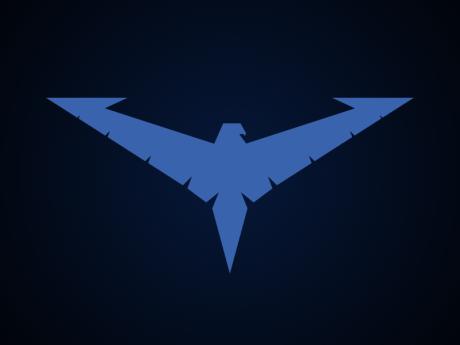 nightwing-dribbble