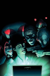Cover to New Suicide Squad #15 - Click to enlarge.