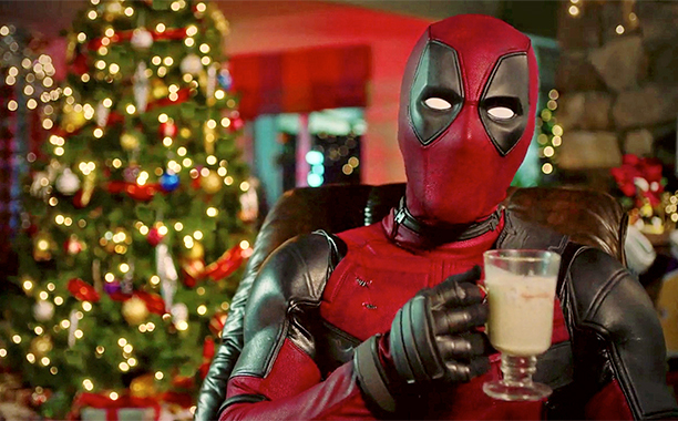 celebrate the �twelve days of deadpool� leading up to