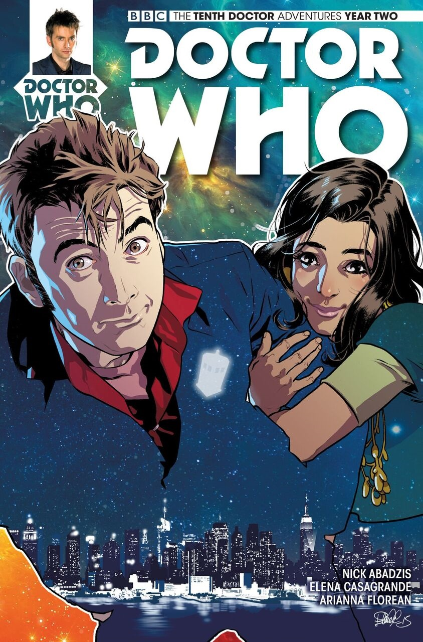 Review Doctor Who The Tenth 25 Titan Comics BIG