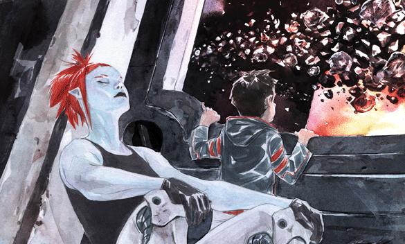 Descender #9 (Image Comics)