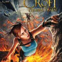 Review - Lara Croft and the Frozen Omen #5 (of 5) (Dark Horse)