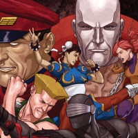 Review - Street Fighter X G.I. JOE #1 (of 6) (IDW Publishing)