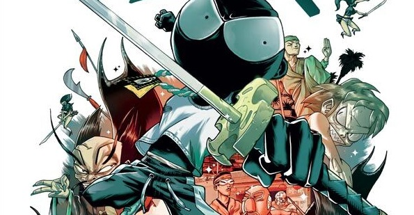 Titan Comics To Release Second Volume Of Mutafukaz This June Big Comic Page