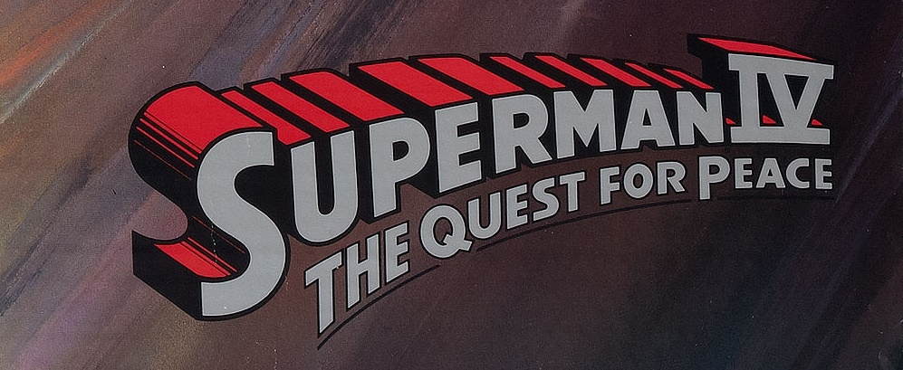 the quest for peace After superman rescues cosmonauts floating in space without oxygen, he returns to earth as clark kent to deal with selling his family farm after his foster mother martha kent's death, finding an energy module in the star ship that brought him to earth that the voice of his birth mother lara says.