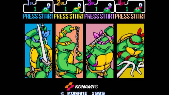 Retro Game Review – TMNT: The Arcade Game – BIG COMIC PAGE